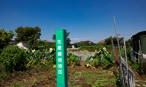 【vol.23】生産緑地法の一部改正で、 生産緑地の要件や生産緑地内の施設の制限が緩和