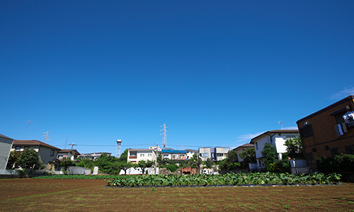 生産緑地地区