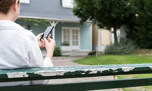 【vol.34】外出先からでもスマートフォンで操作。未来型賃貸住宅とは