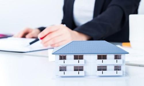 融資対象物件の担保価格