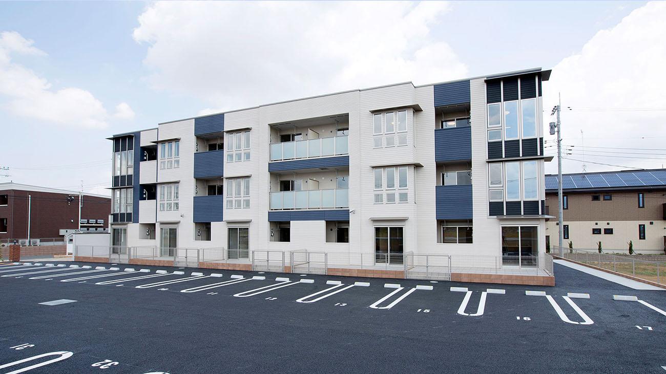 人気の土地活用!駐車場経営と賃貸マンション経営、アパート経営はどちらを検討すべきか?