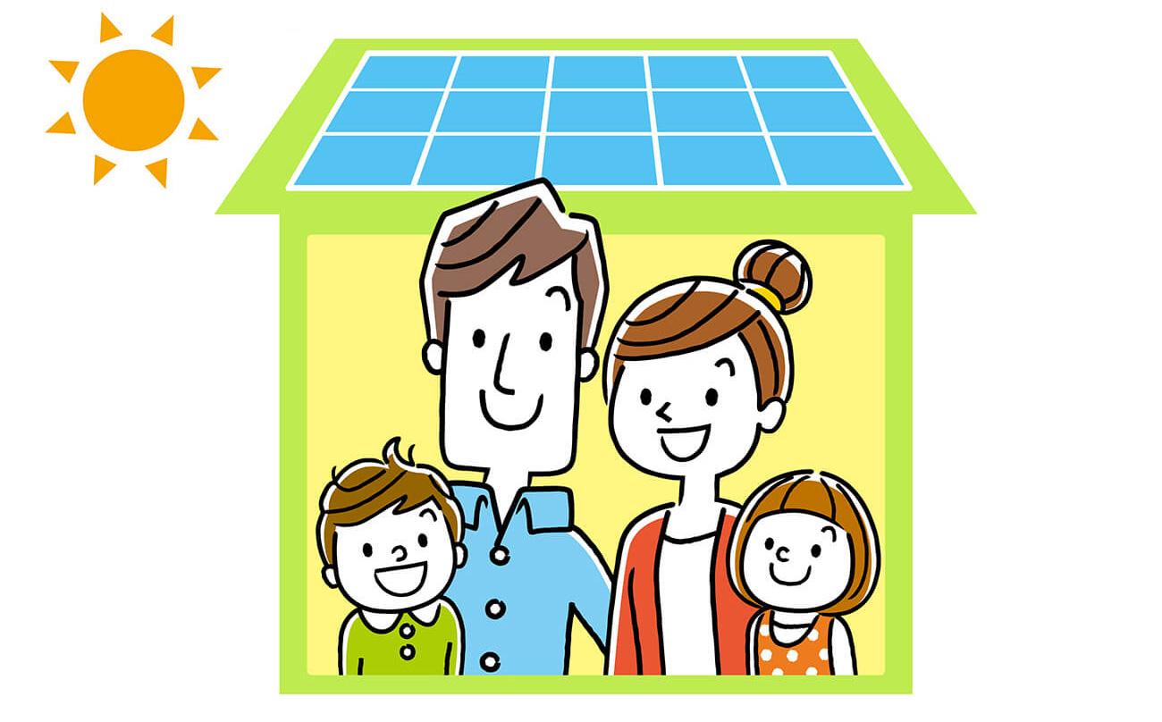 ソーラーパネル設置のメリット・デメリット