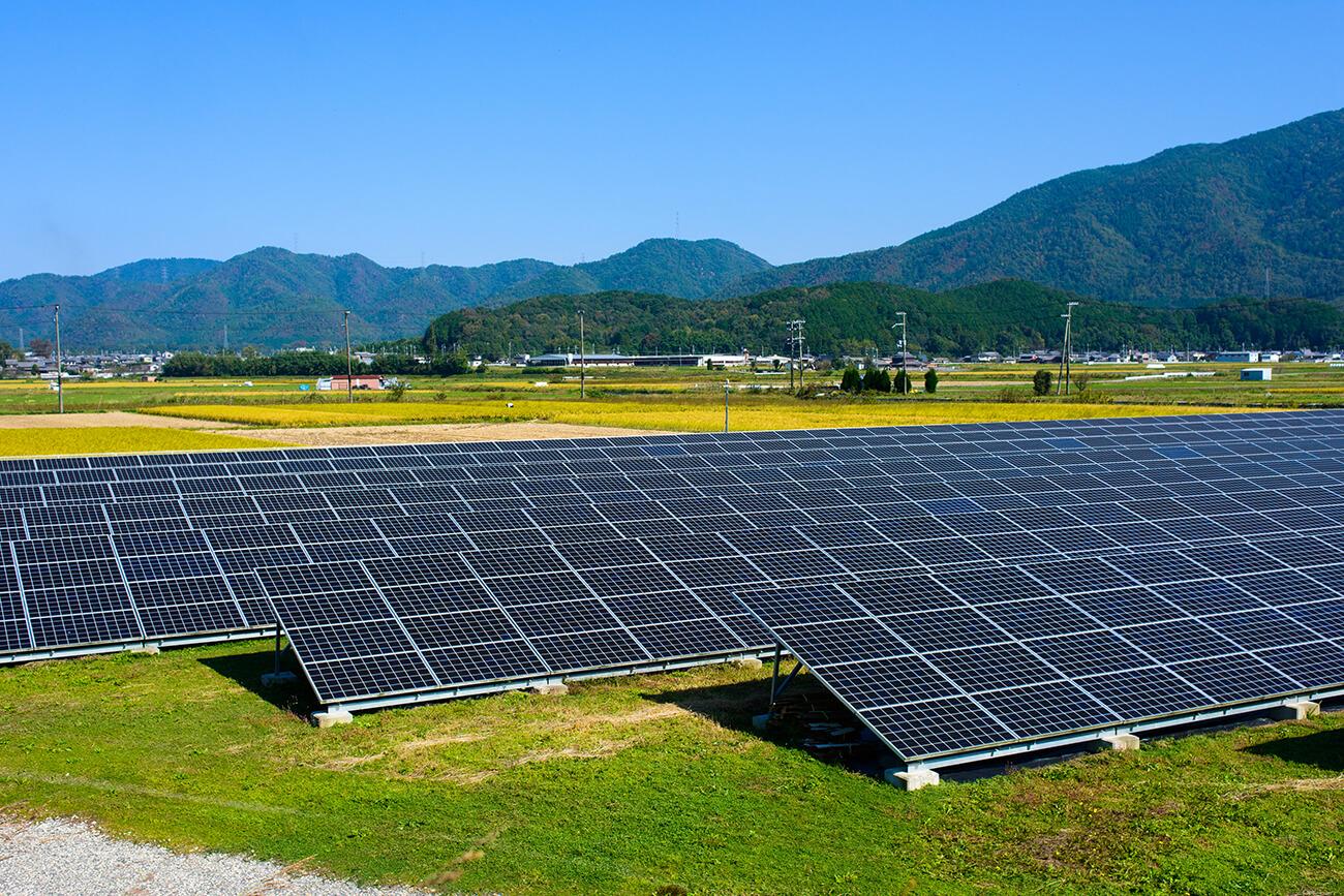 ソーラーパネル設置に向いている土地