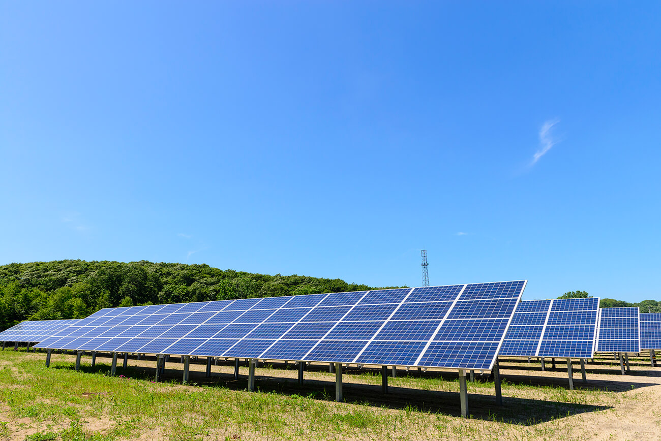 東建コーポレーション】ソーラーパネル(太陽光発電)で土地活用する ...